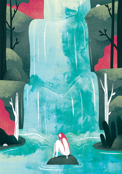 Waterfall | Emily Dayson