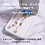 Thumbnail: 【楽天ランキング受賞アイテム】フェザー 羽 ホワイトパール 耳栓 おしゃれ耳栓