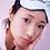 Thumbnail: ブルー×ピンク プチタッセル 耳栓 可愛い耳栓 おしゃれ
