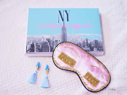 ベストセラー映画セット「NEWYORK」アイテム&耳栓 ティファニーで朝食を