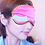 Thumbnail: ショッキングピンク アイマスク グリーンアイラッシュ ティファニーで朝食を おしゃれアイマスク