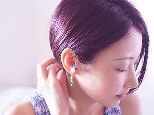 外で使う時にはおしゃれな耳栓を!