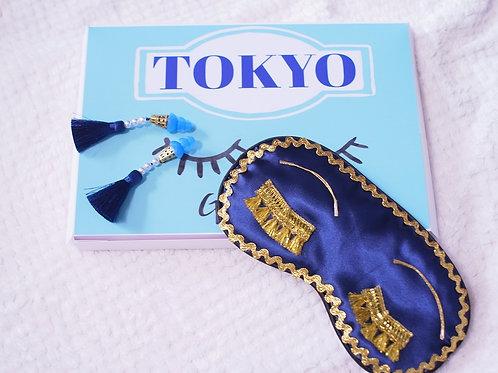 ベストセラー映画セット「TOKYO」アイテム&耳栓 ティファニーで朝食を