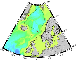 Constraining the Impact of Arctic Amplification in the Nordic Sea: A biogeochemical approach (CIAAN)