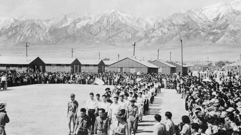 Throughout the early 1940's, 10 Japanese Internment Camps were opened. They were located in California, Arizona, Utah, Arkansas, Wyoming, and Colorado. Nearly 120,000 Japanese Americans, some being second or third generation, were gathered up and placed into these camps by the government as a means to prevent espionage during World War II.