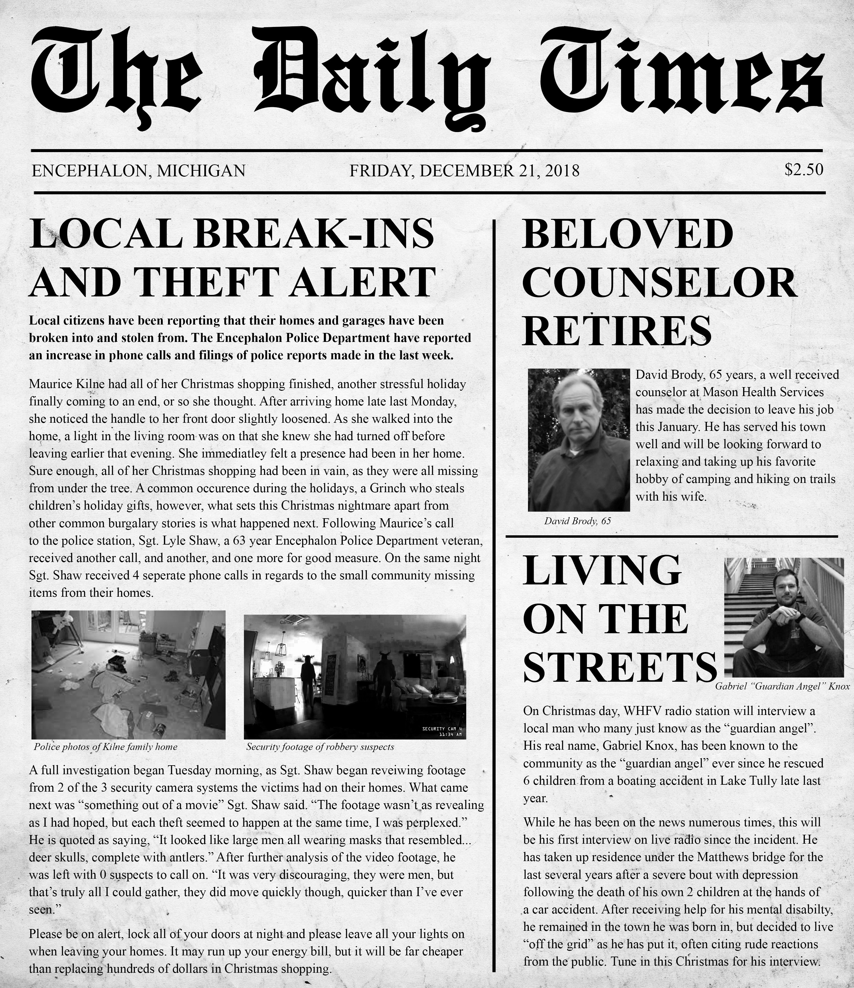 The Daily Times December 21