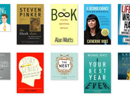 One Islander's 2018 Book List