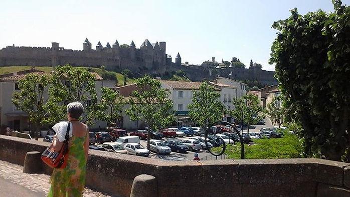 Carcassonne Medieval Citi www.villasizarin.com