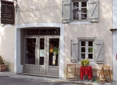 Le Salon de Vauban   Les Cammazes   www.villasizarin.com