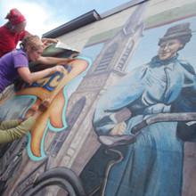 Main Street Mural