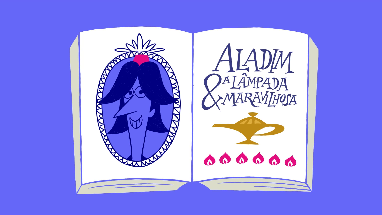 Contos Incontados - Aladim