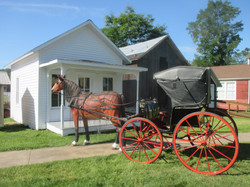 Dr Office, horse, carriage 2082.JPG