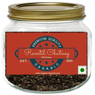 Ramtil Seed Chutney(250 Grams)