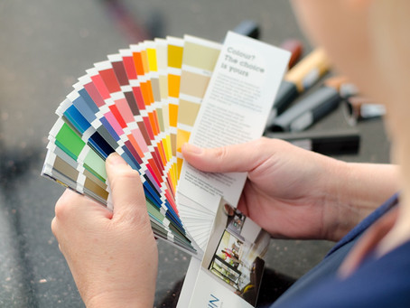 Choosing The Colour You Want For Your Bi-fold Door Frames