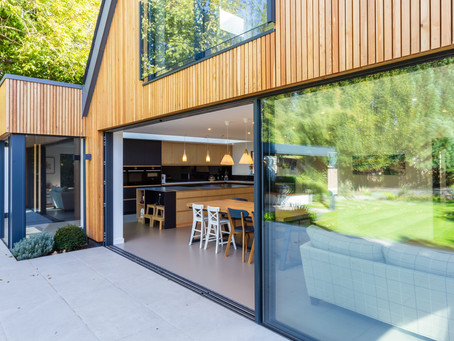 Sliding Patio Doors for Your Kitchen