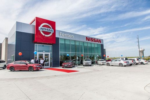 Fenton Nissan at the Legends