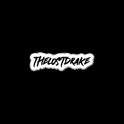 TheLostDrake Stickers