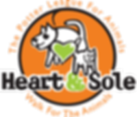 Potter League Heart and Sole Walk