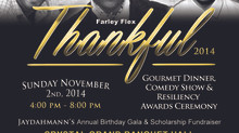Thankful 2014 - Jaydahmann's Birthday Gala