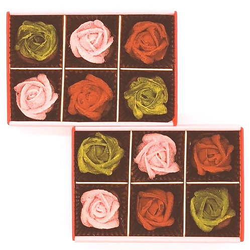 RDオリジナル生チョコレート「スペシャリテ・アソート」6個入り×2セット