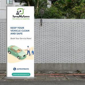 Street Hoarding Design