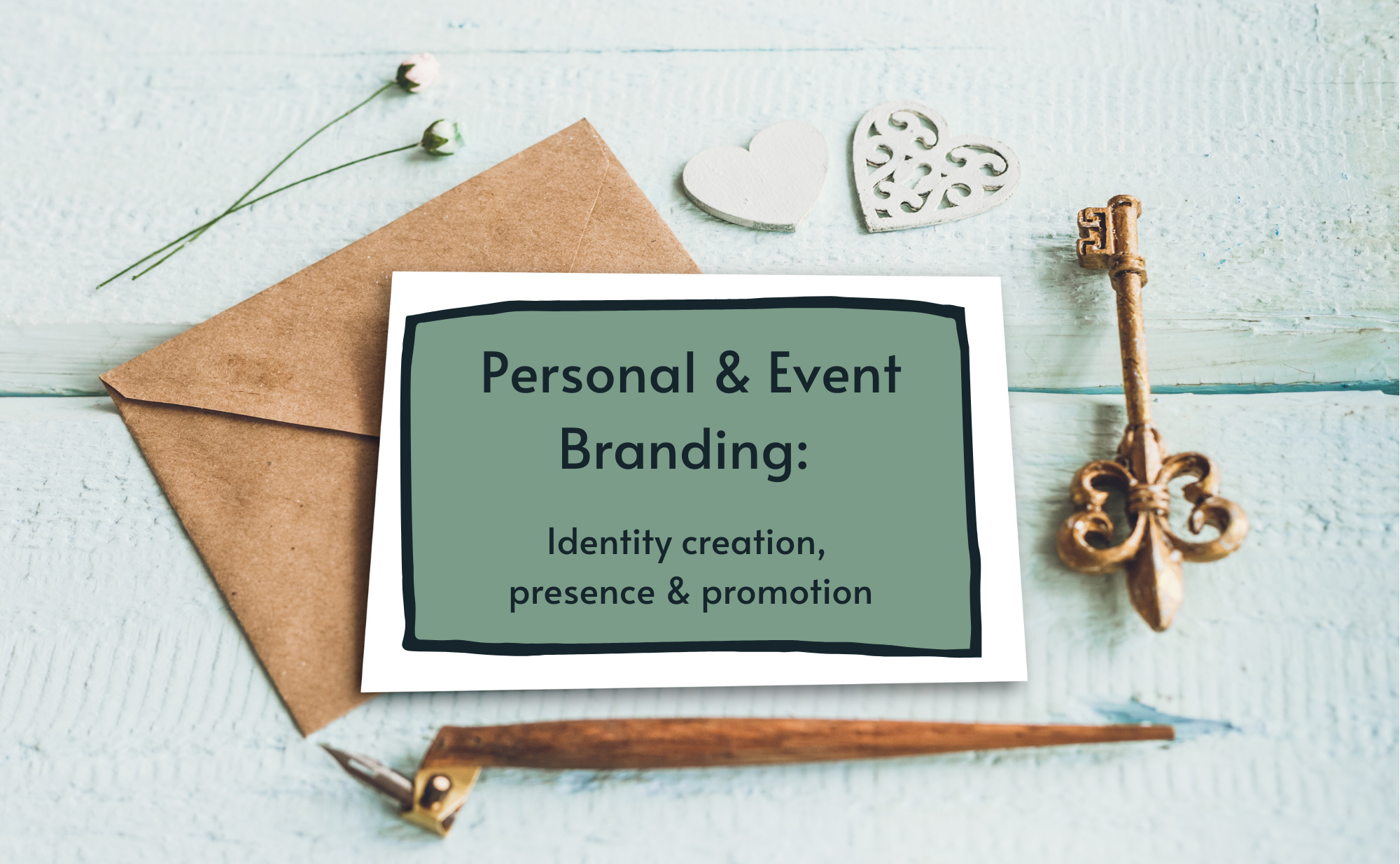 Personal & Event Branding