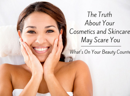 The Truth about skin and hair-care No.1