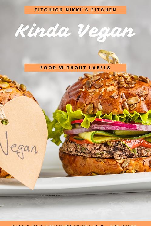 Kinda Vegan Teaser Cook Book