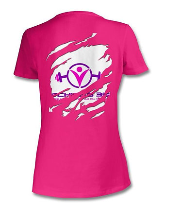 Pink FitChicks T-Shirt