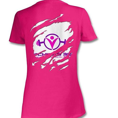 Pink FitChicks T-Shirt