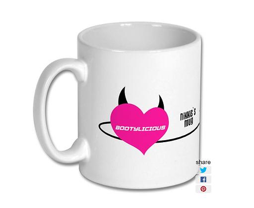 Personalised Twerk-Fit Mug