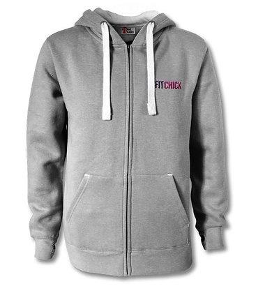 Fitchicks Quality warm zip hoodie