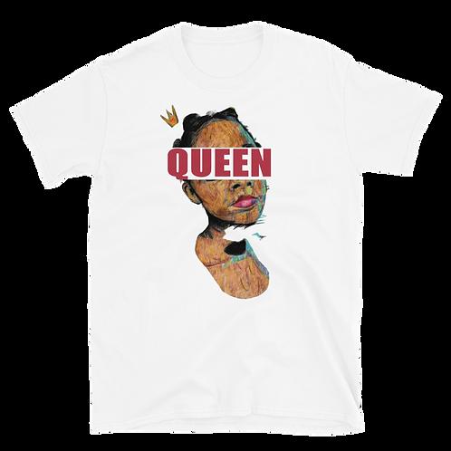 Queen (Red) Short-Sleeve  T-Shirt