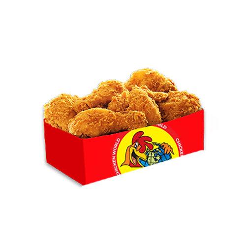 10Pcs Fried Chicken