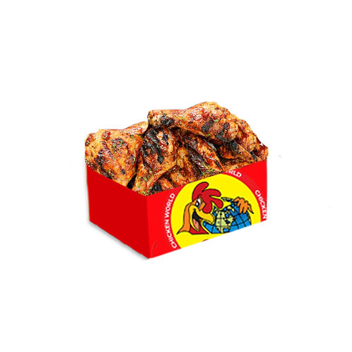 5Pcs Peri Peri Chicken