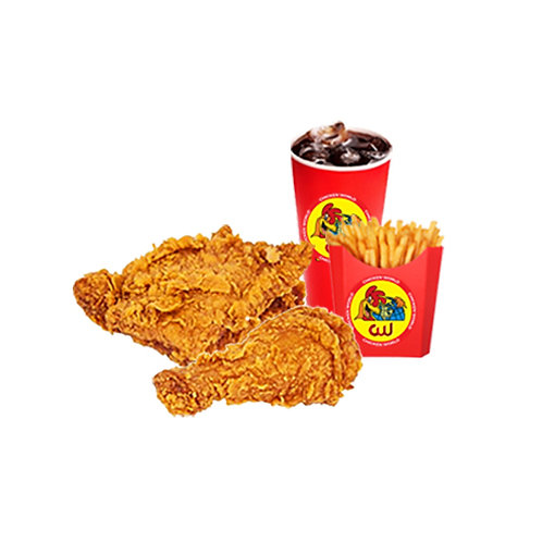 2Pcs Chicken Meal