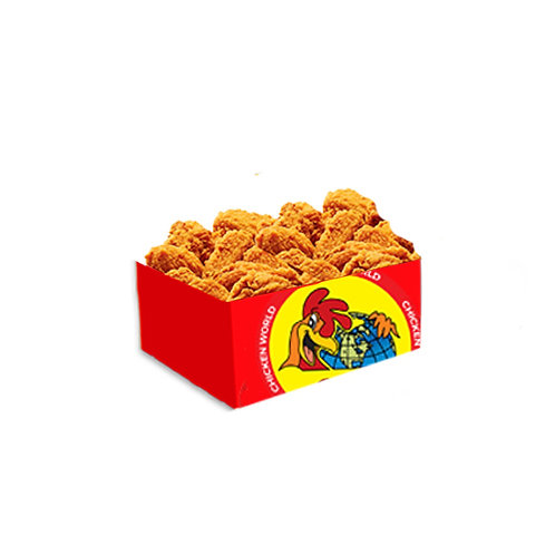 6Pcs Chicken Wings