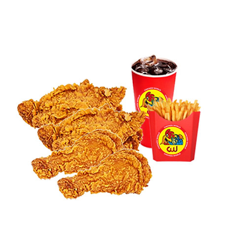 4Pcs Chicken Meal