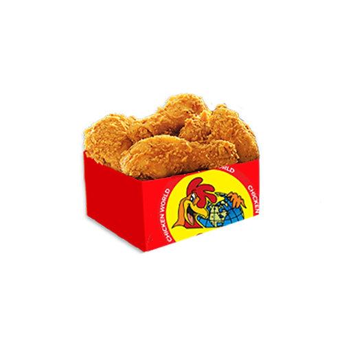 5Pcs Fried Chicken