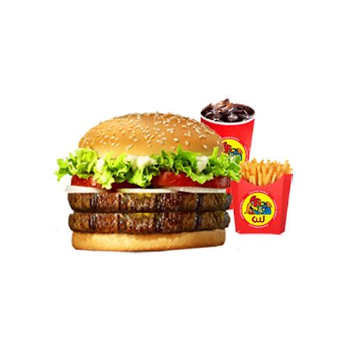 BeWafa Beef Burger