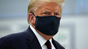 Trump Tested Positive for COVID-19, Yet He Still Refuses to Acknowledge the Virus