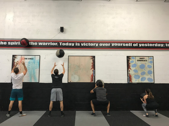 WORKOUT OF THE DAY - TUESDAY 10/31/17