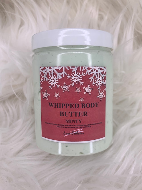 MINTY WHIPPED BODY BUTTER