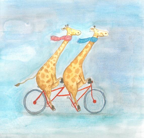 Geoffrey and Glenda love their bike more than anything