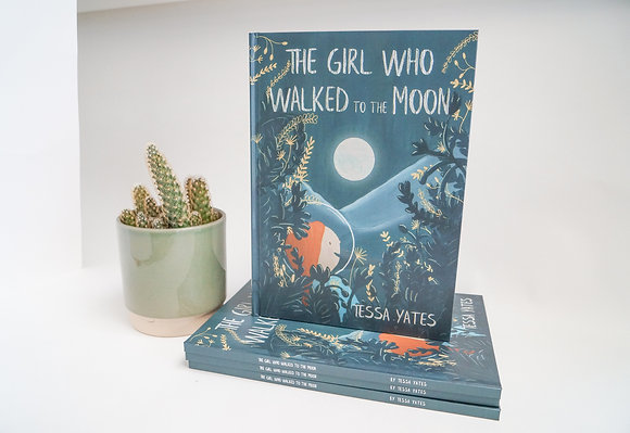 Class set - The Girl Who Walked to the Moon - 15 books