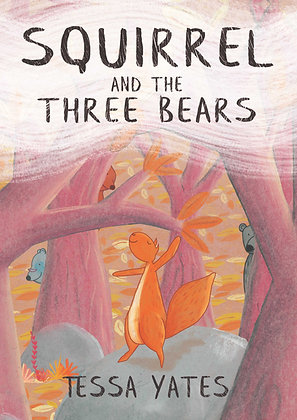 E-Book - Squirrel and the Three Bears
