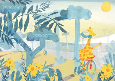 Tessa Yates_Geoffrey Finds a Bike_MAY CO