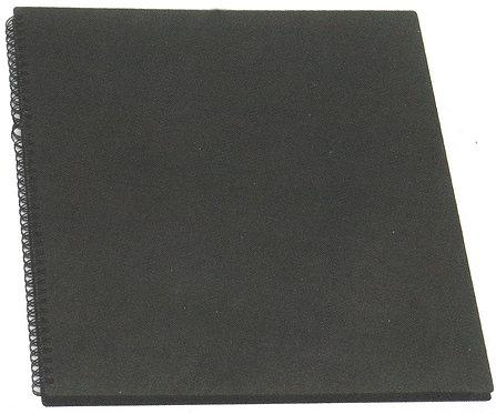 300 gsm Art Basics Black Paper Diary