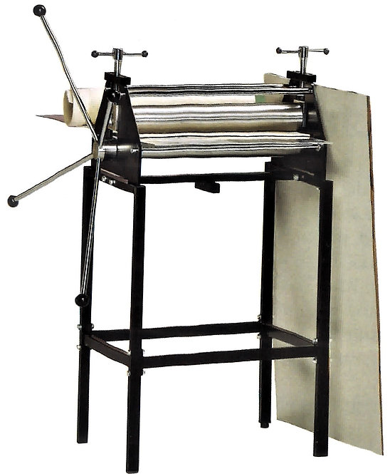 Fome Etching Press 3670 - 72 cm + Metal Plate