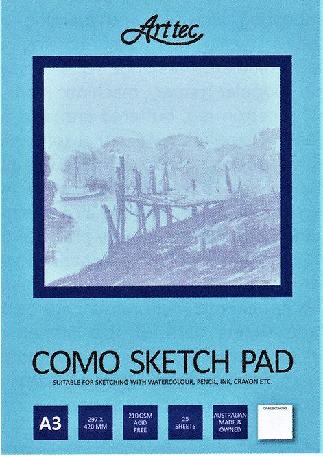 210 gsm Arttec Como Pad, 25 Pages